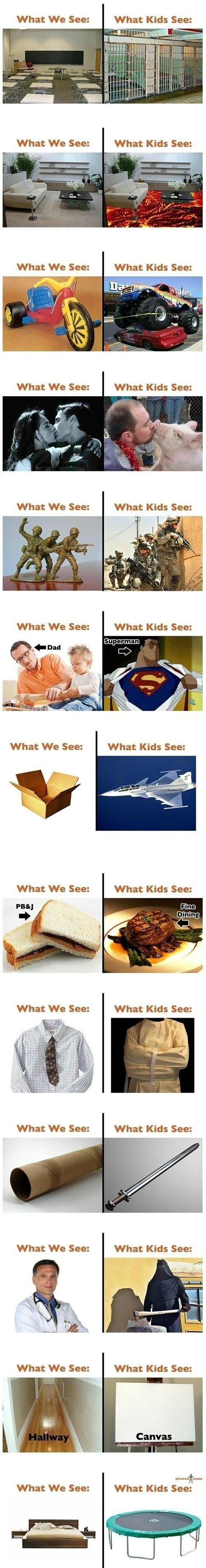 what kids see. . What We See: What Kids See: What We See: What Kids See: What We See: What Kids See: What: We See: What Kids See: What We See: What Kids See: Wh