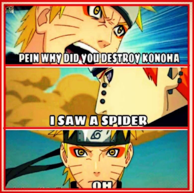 What really happened to Konoha. .