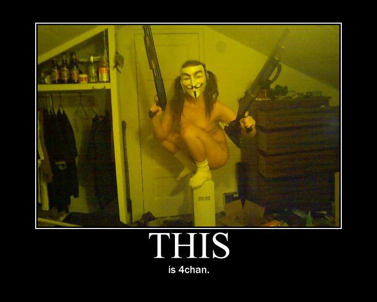 What's 4chan?. la description.
