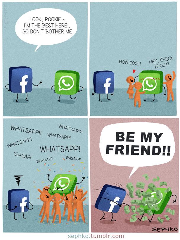 "whatsapp vs Facebook. . LDEK. ROD - THE BEST E "" SD Di} -N' T BATHER ME. Has siteball already been forgotten?"