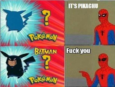 Who's That Pokemon?. .. Repostin whore