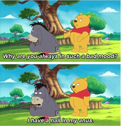 Winnie the Pooh. ..