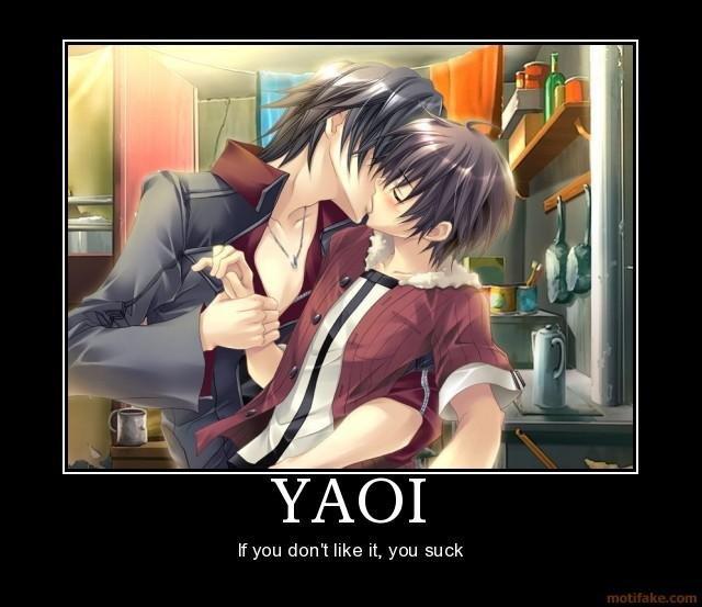 I love YAOI ♫♪ ♥