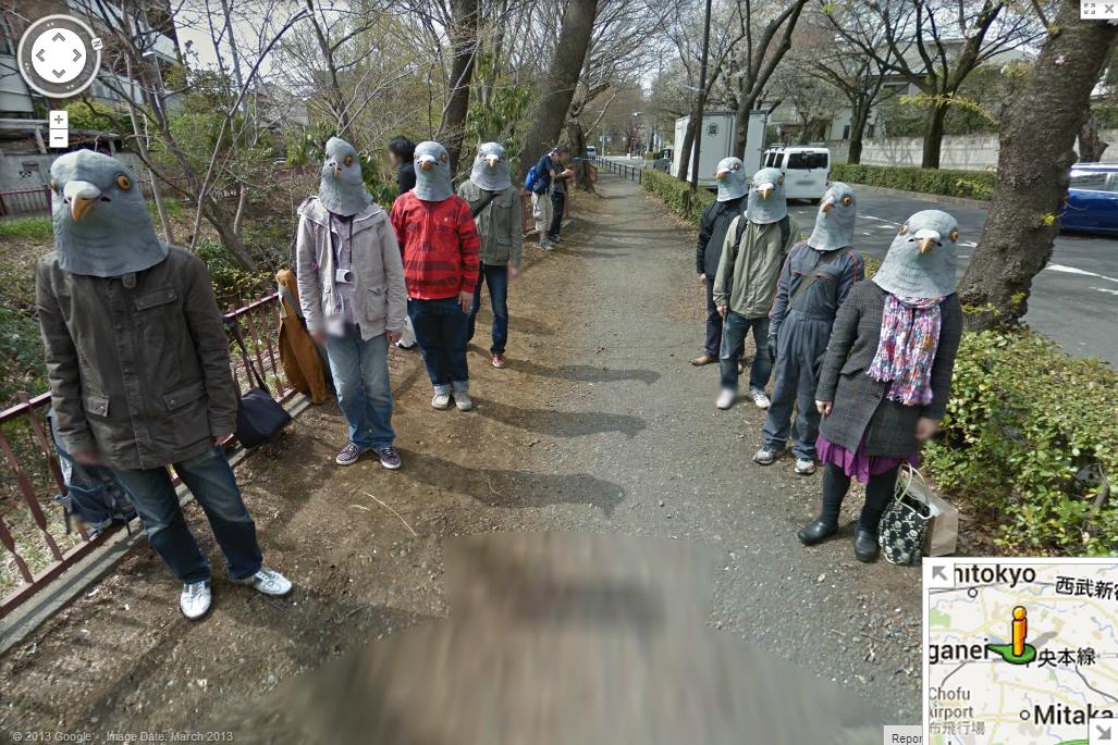 YOU CAME TO THE WRONG NEIGHBORHOOD. www.google.com/maps?ll=35.704074,139.55773200000002&cbp=,287.76,,1,20.010002&layer=c&panoid=gT28ssf0BB2LxZ63JNcL1w&spn=0.180