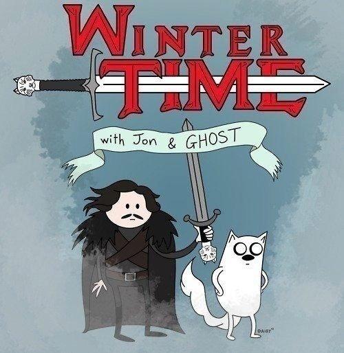 You know nothing,. Jon Snow.