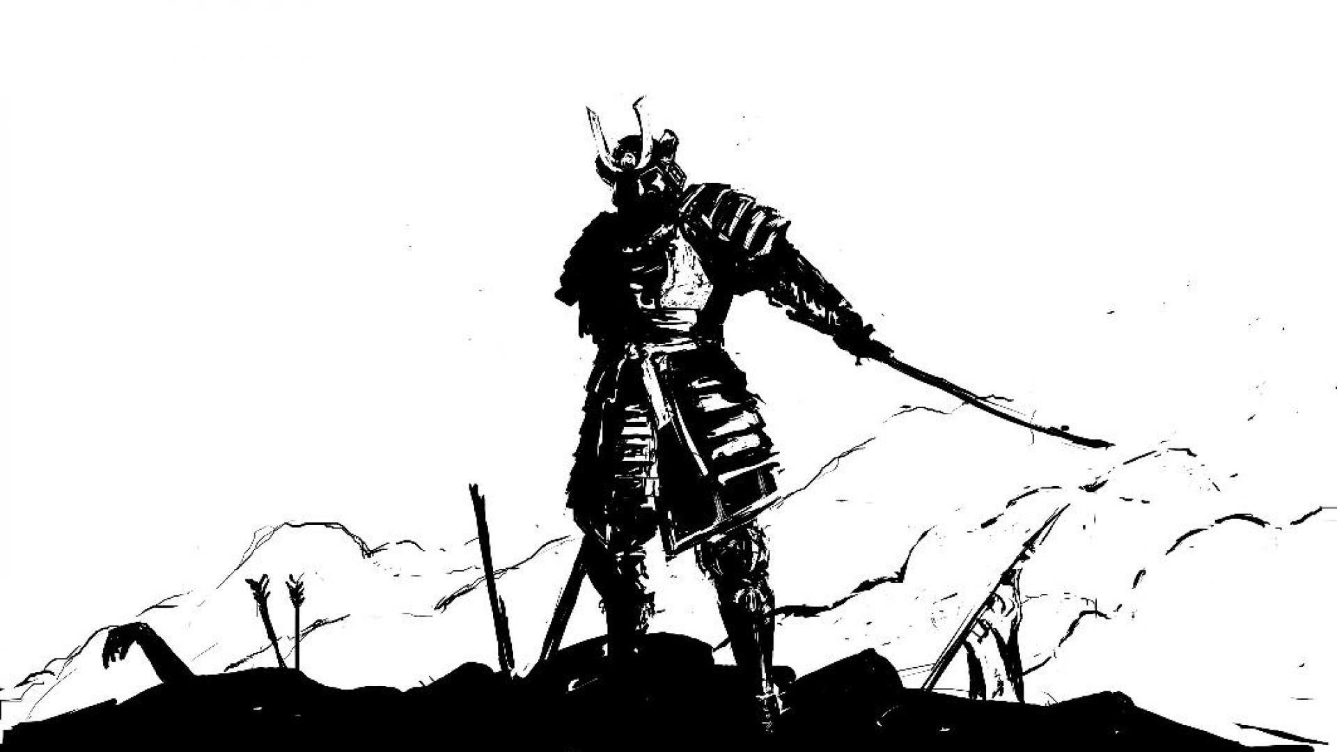 Samurai Wallpaper Dump