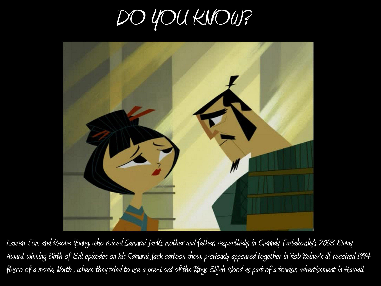 A Piece Of Samurai Jack Trivia