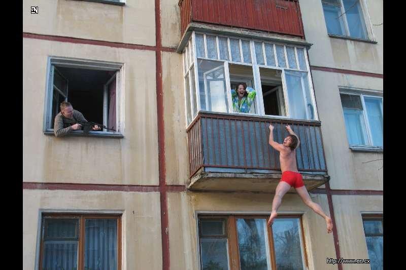 Как вы используете балкон?.
