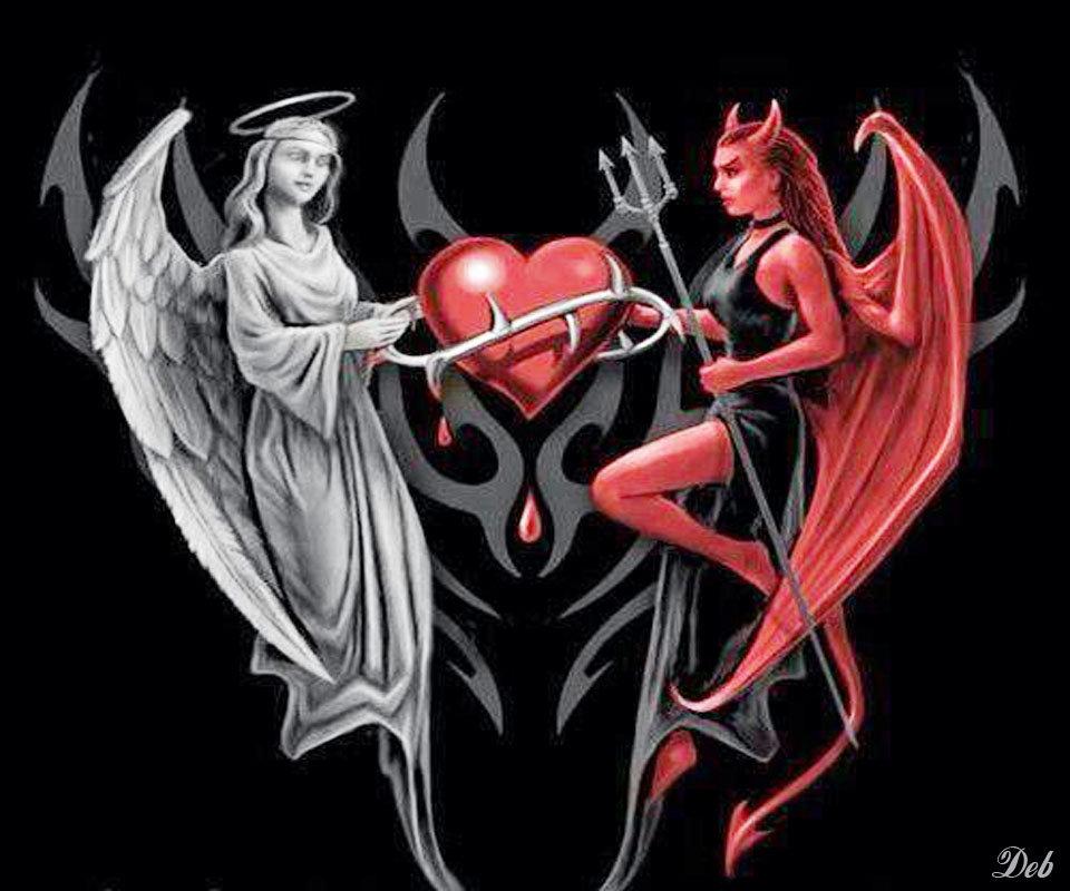 17 Best Images About Good Vs Evil On Pinterest: Good Vs Evil