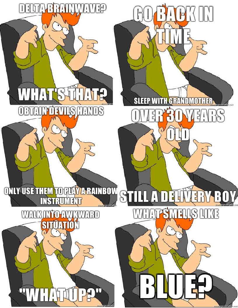 Futurama Memes Part 2 Fry