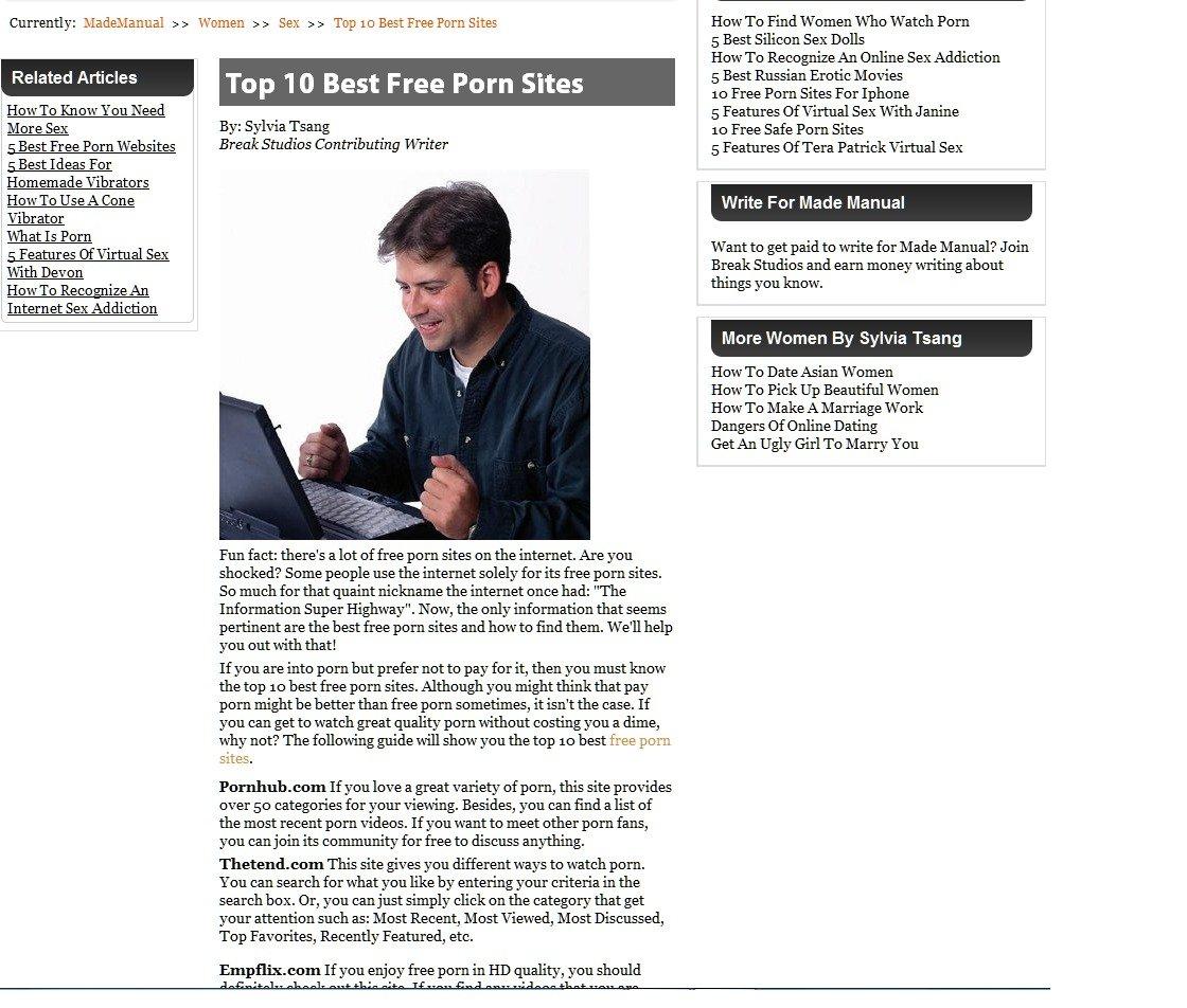 10 Best Free Porn Websites poker face