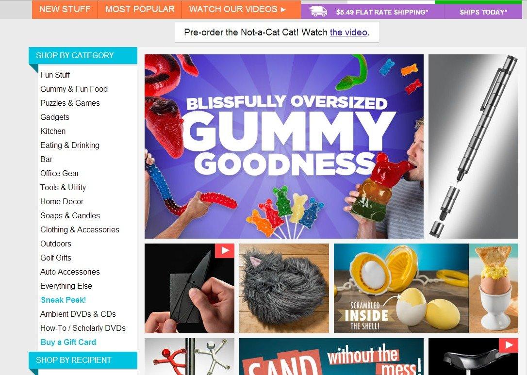 awesome shopping websites