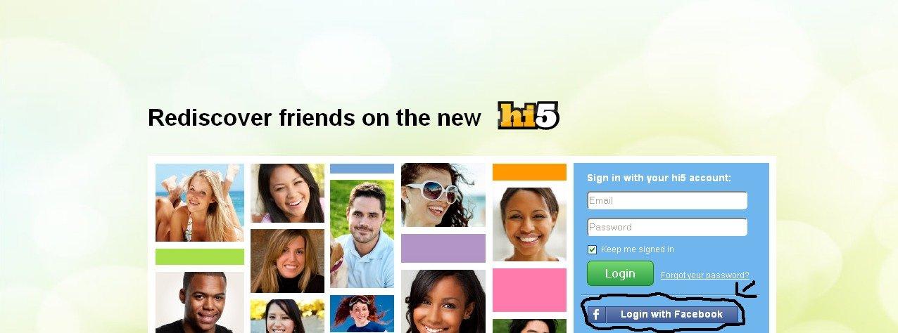 Login hi5 Hi5 Review