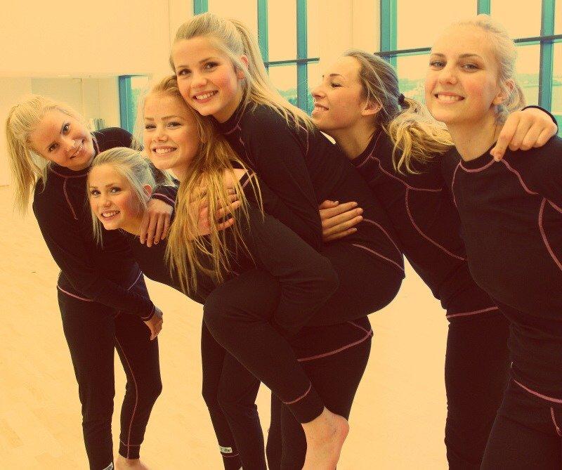 Girls scandinavian 30 Breathtaking