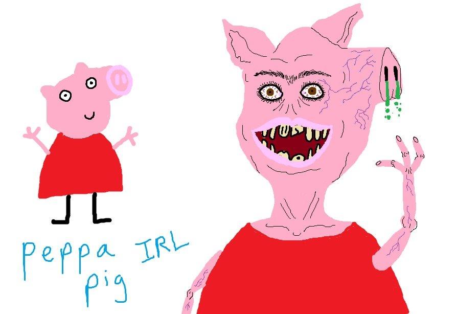 Peppa Pig Irl