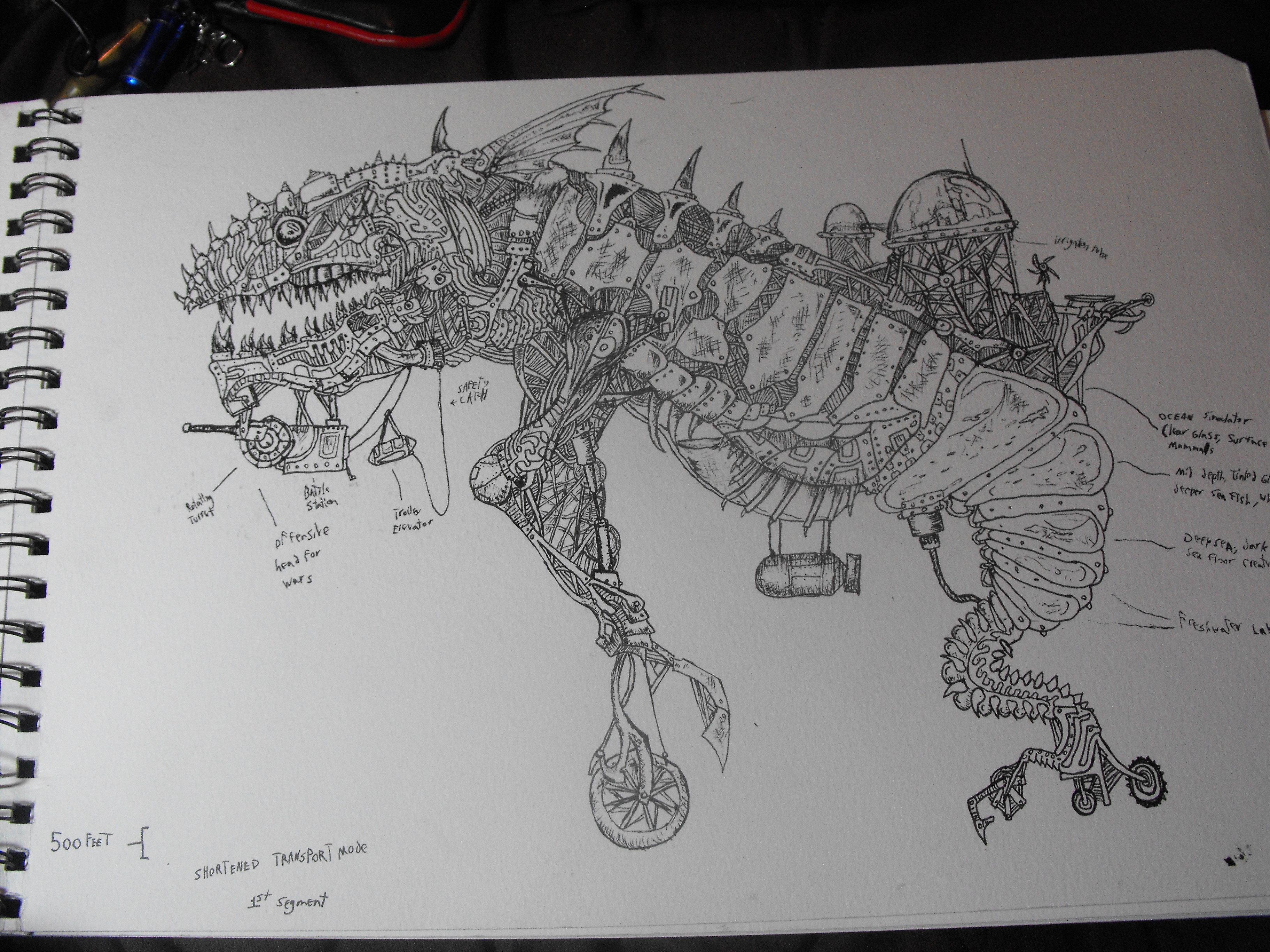Teenage Drawings Part Ii