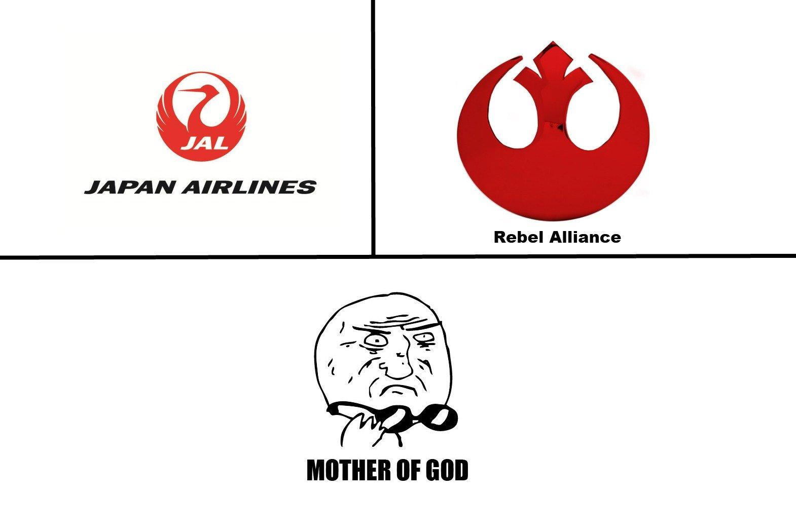 Japan Airlines Vs Rebel Alliance