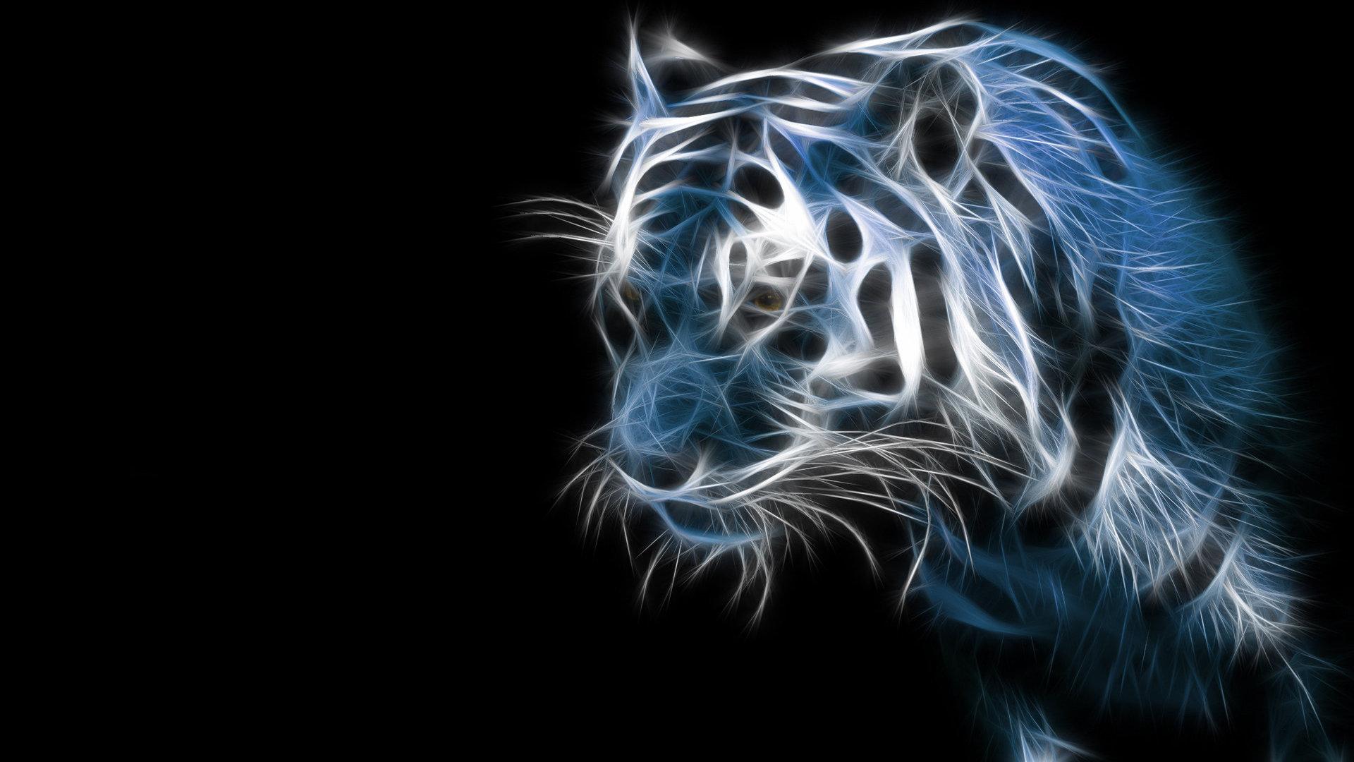 Blue Tiger 1920x1080