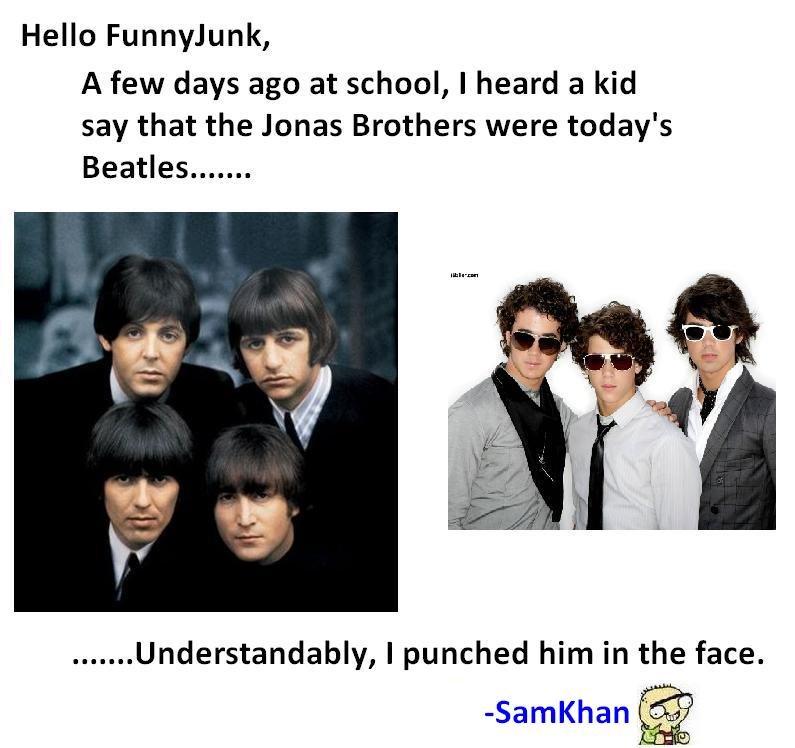 More jonas brothers suck poster