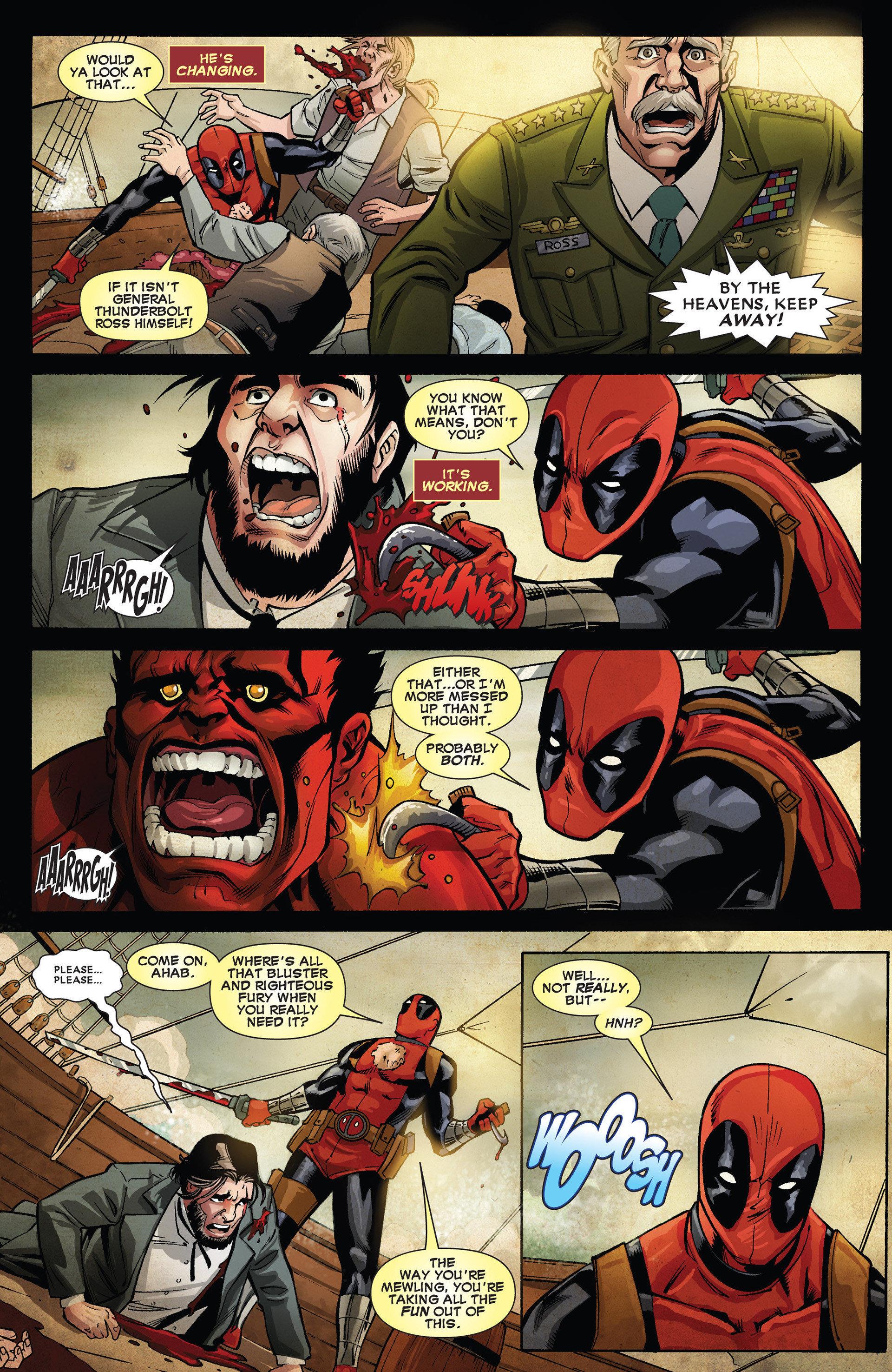 Deadpool Killustrated Part 2