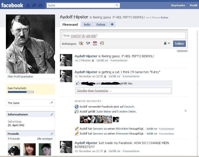 Hitler images for facebook #2