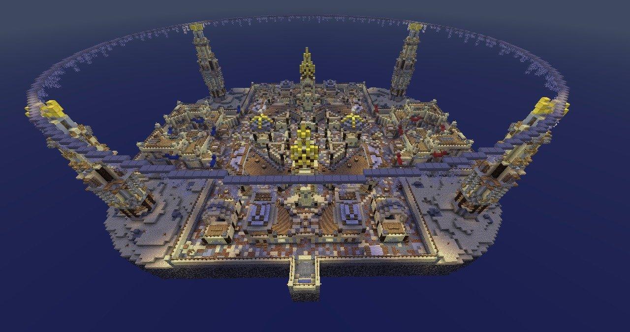 PVP - Minecraft Style