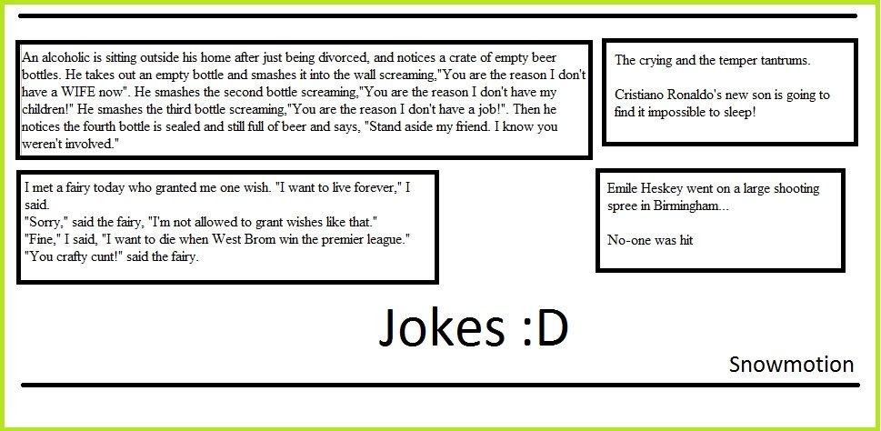 Random joke
