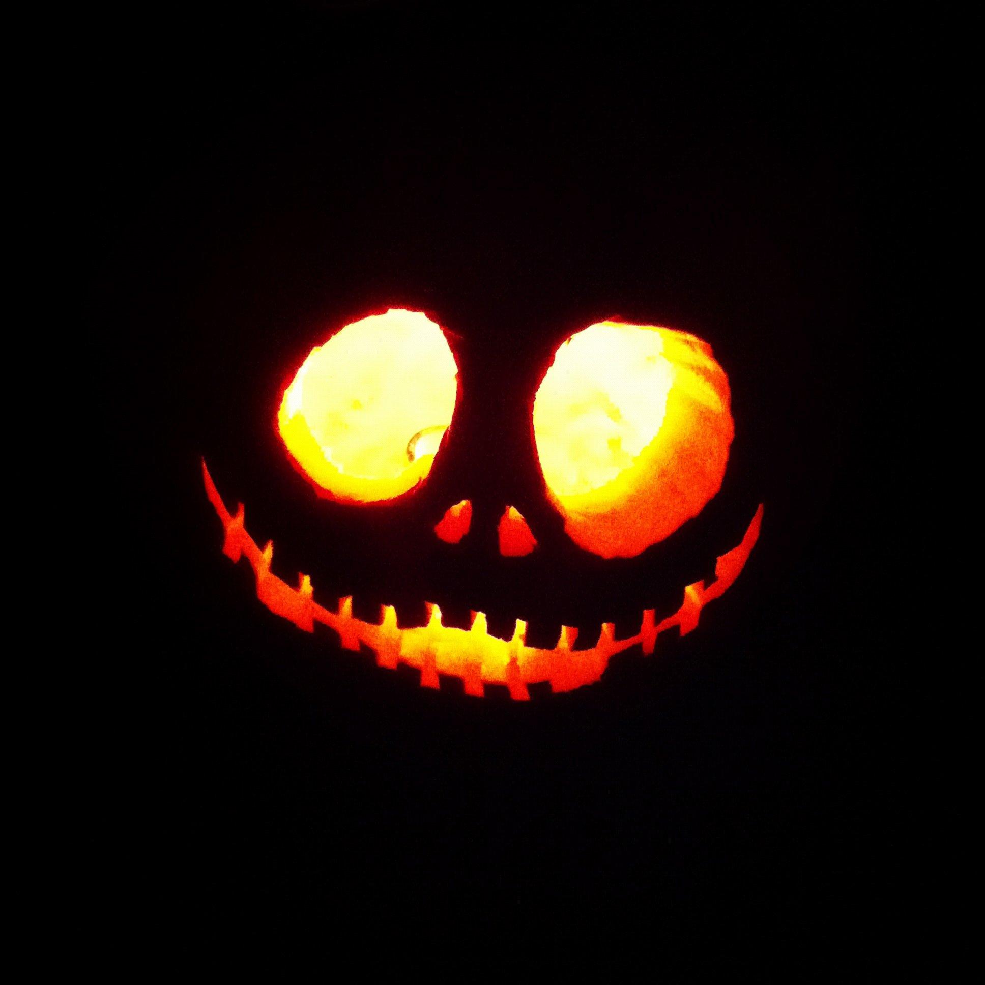 jack o lantern - Nightmare Before Christmas Jack O Lantern