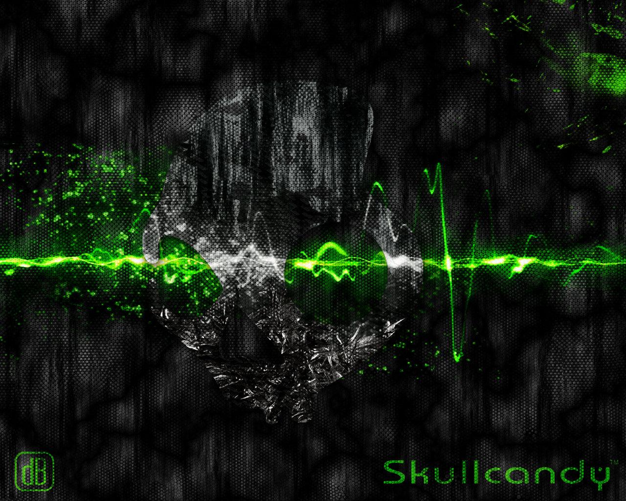 Epic Skullcandy Wallpaper