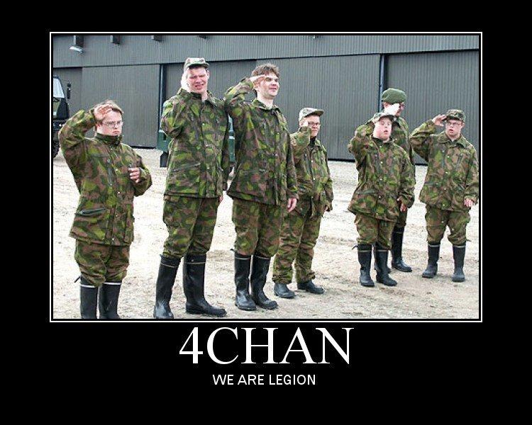 United 4chan marines Debunking False