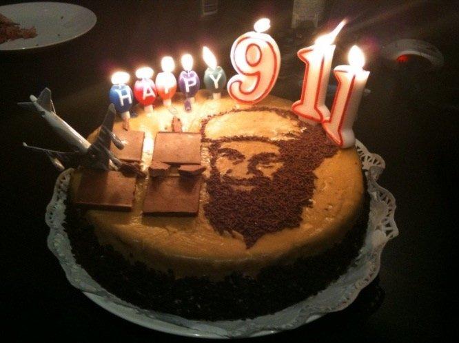 911 Cake