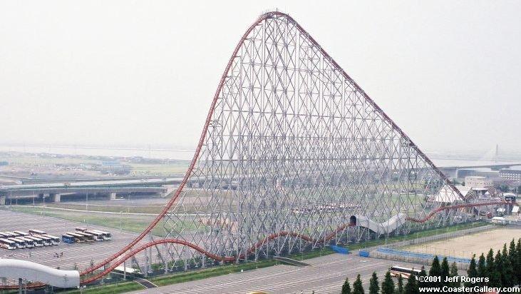 Alternate Amusement Parks Compilation