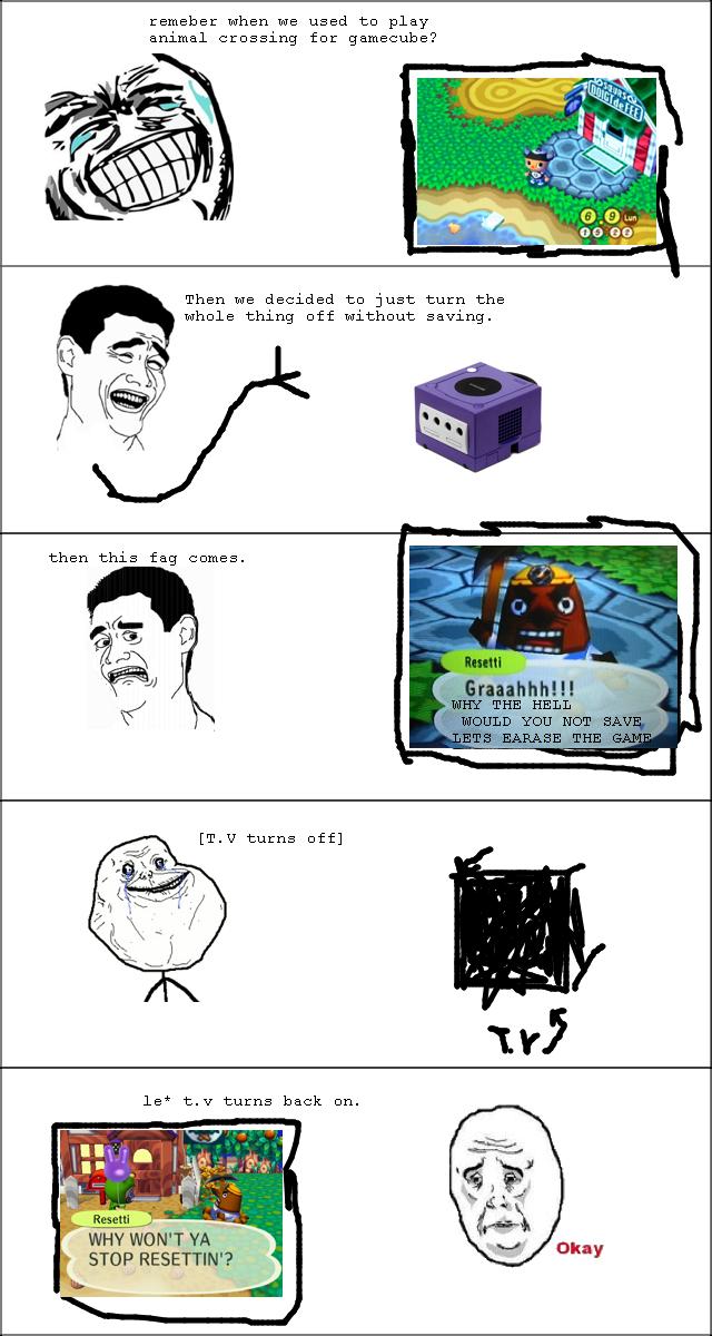 Animal Crossing O C