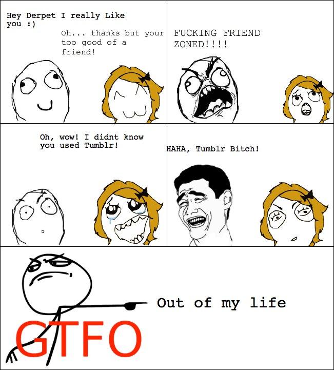 Anti Friend Zoned