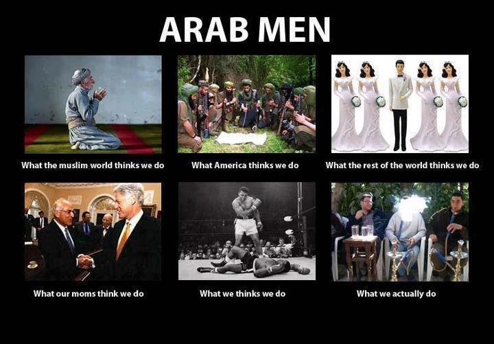 dating arab guy