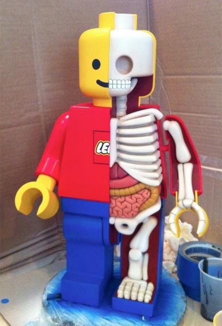 Gallery Lego Art » Awesome Lego