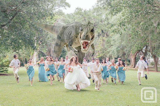 Awesome Wedding Photo Idea