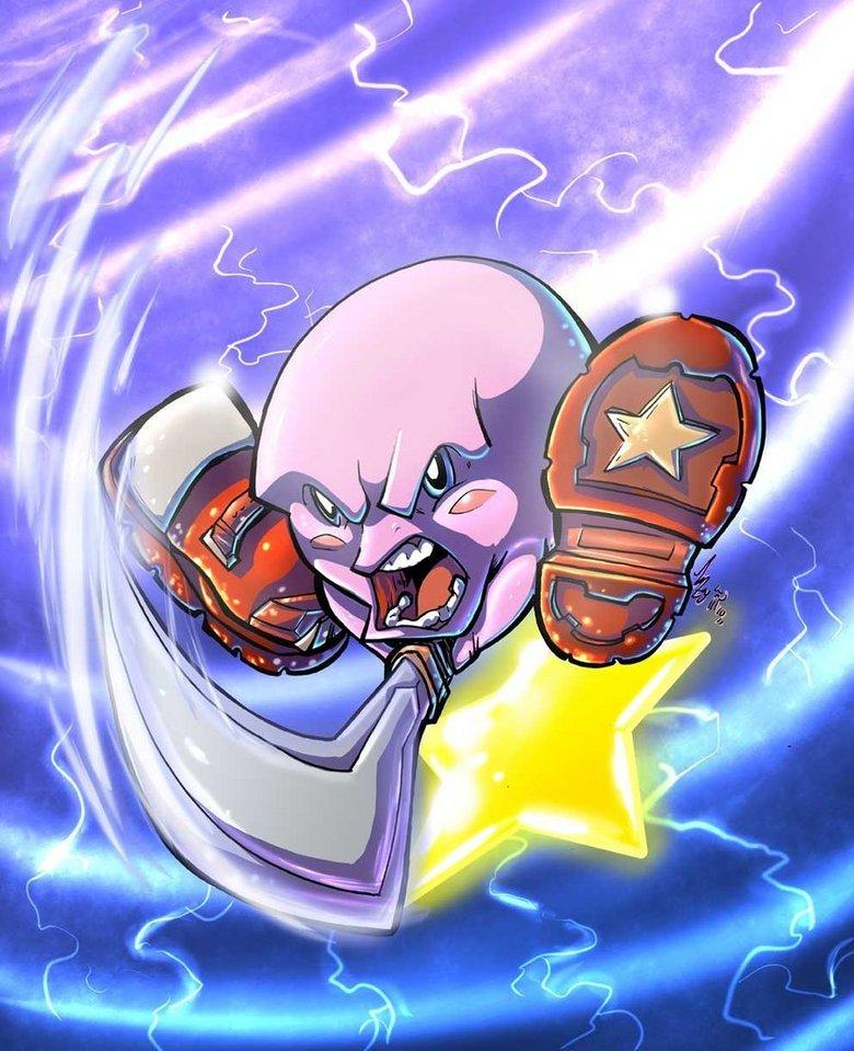 BADASS Kirby