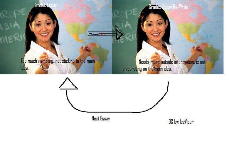 bitch teacher essay logic