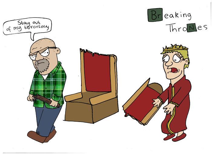 Breaking Thrones