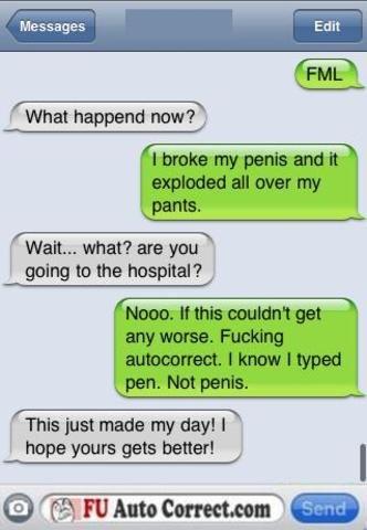 Broke My Dick