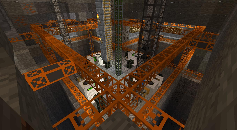 Buildcraft quarry