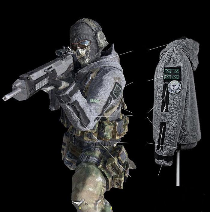 Call of Duty Ghost Mask eBay