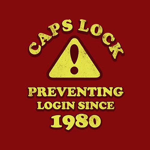 Caps lock b140e88cd9d