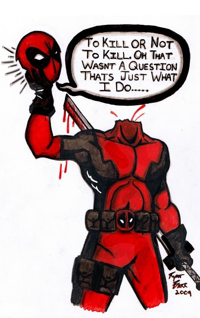 Cool Deadpool