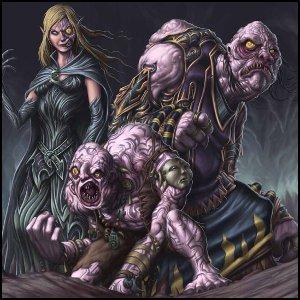 D&D Underdark Monster Comp