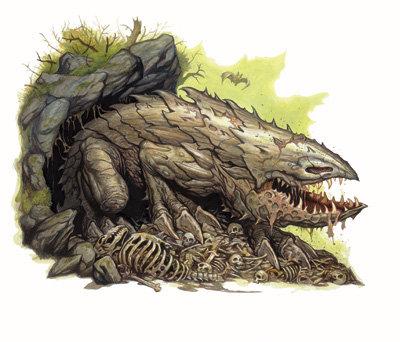 D D Interesting Monsters