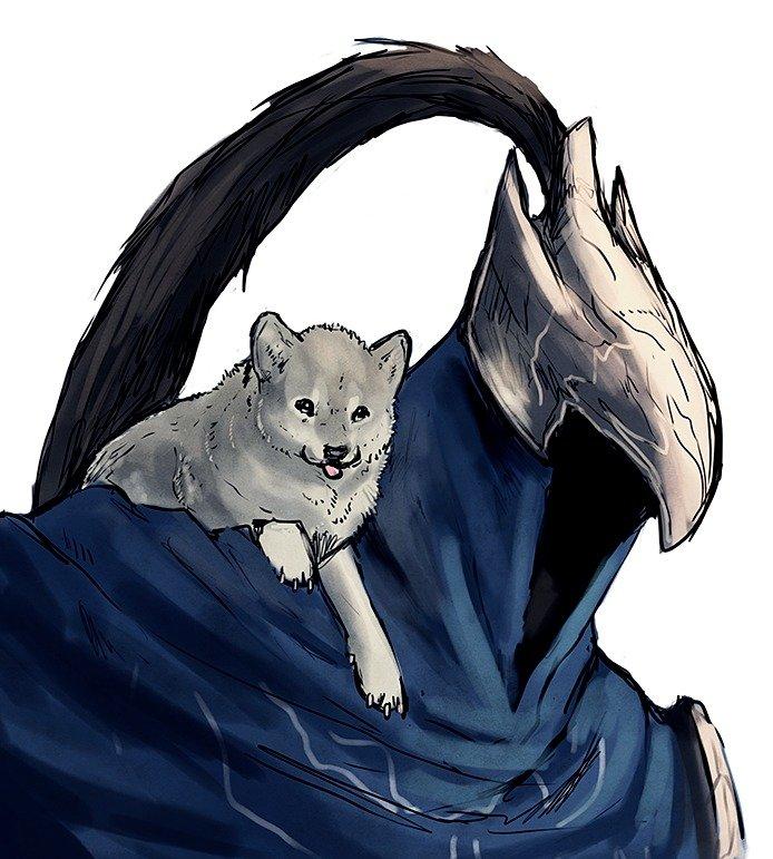 Dark Souls Lore Comp Knight Artorias