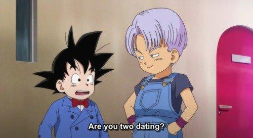 DBZ dating