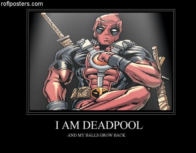 deadpool s awesomeness